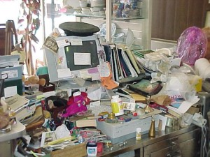 clutter and junk removal